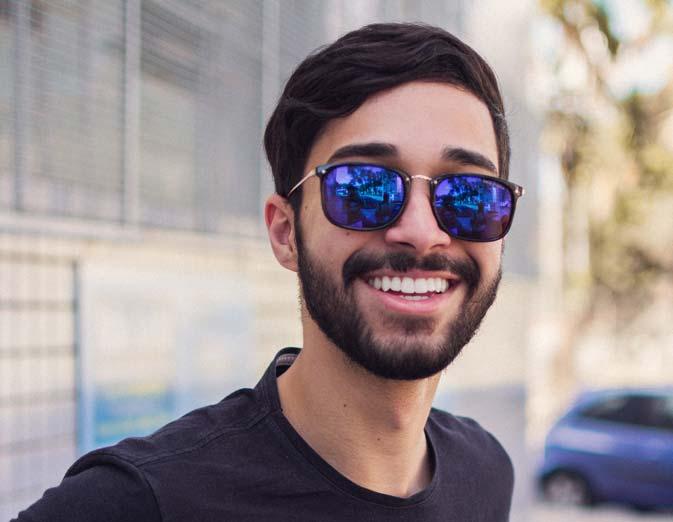 linkedin profile picture dont wear sunglasses